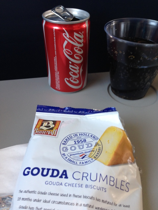 Best Airplane Snack Ever